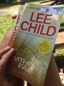 "Lee Child ""Without Fail"""