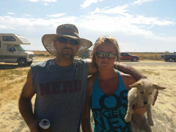 Allen, Rachel and Charlie