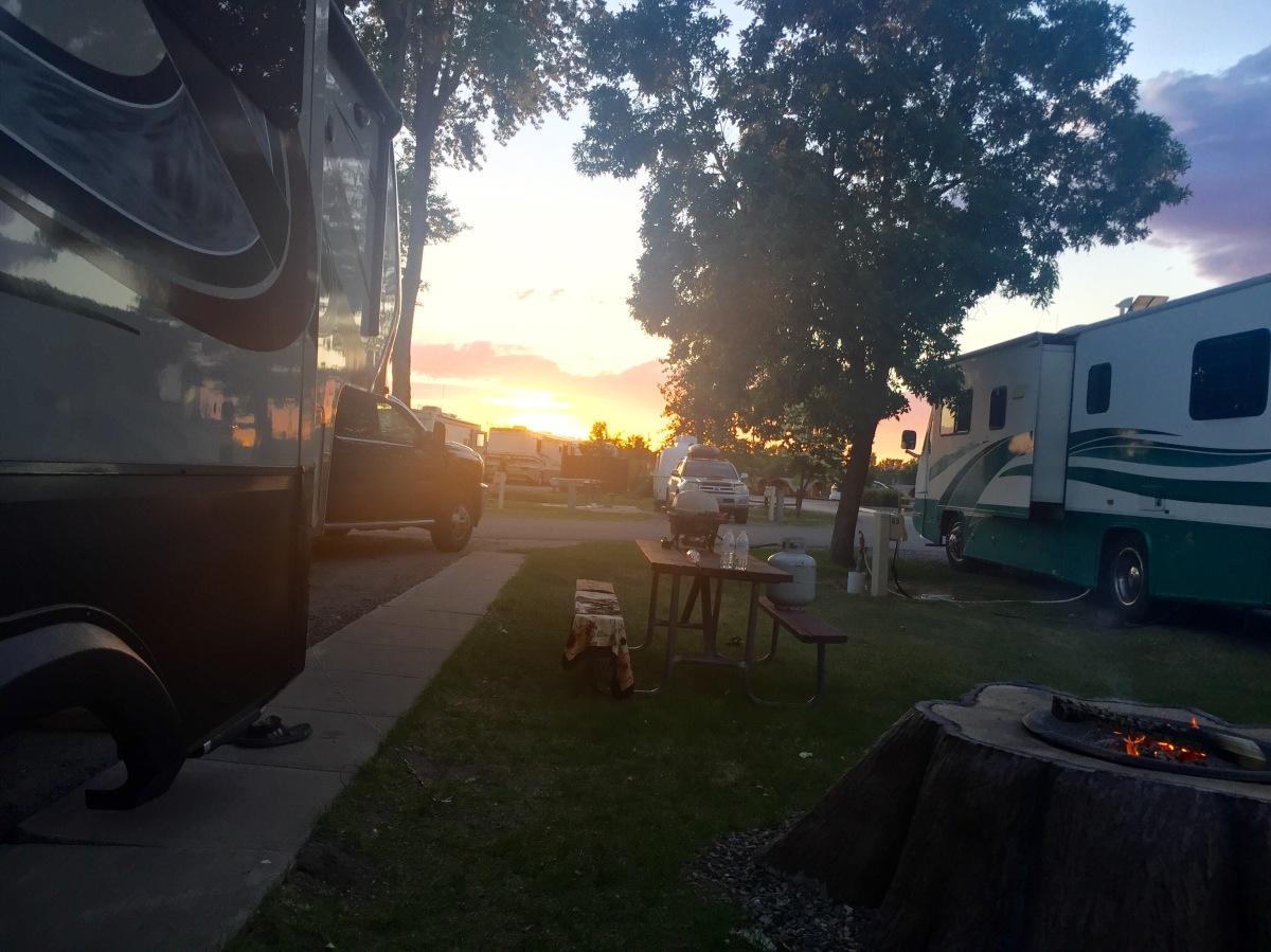 Bozeman Campground Amp RV Park Bozeman