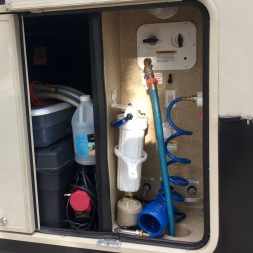 The water cabinet